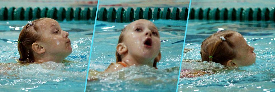 Cadence Swimming