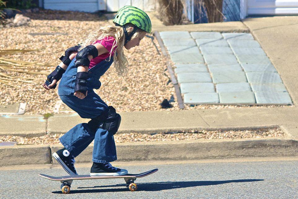 Cadence skateboarding