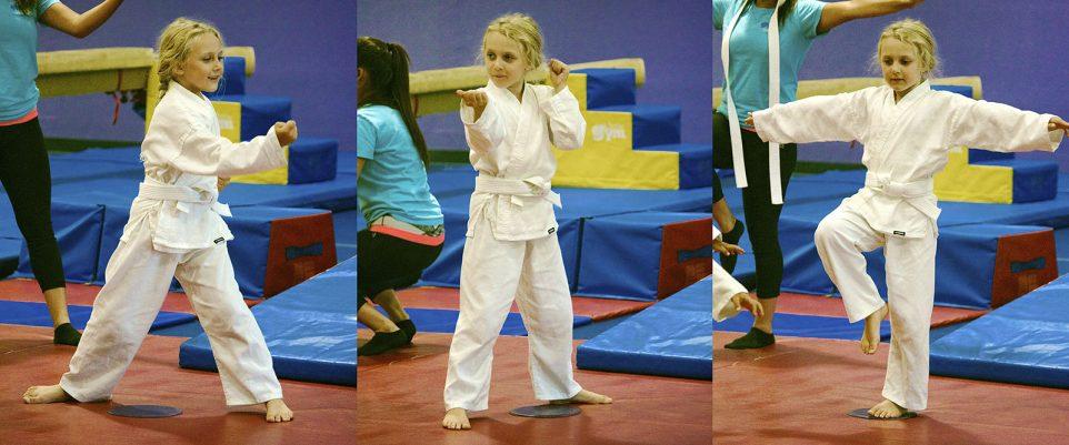Cadence at Karate